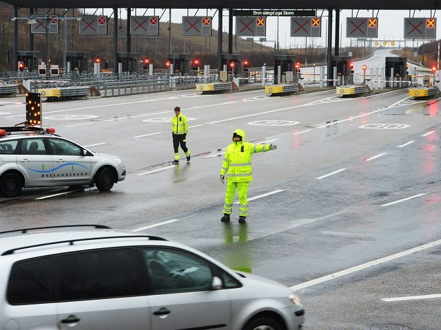 Sweden closes Oresund bridge with Denmark Dec- Getty